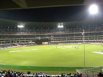 Vidarbha Cricket Association Stadium - Image: VCA stadium