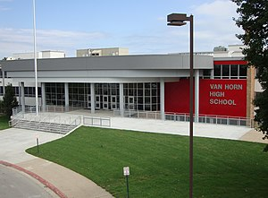 Independence Public School District - Van Horn High School