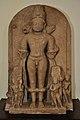 Vaikuntha Vishnu - Mediaeval Period - Mathura - ACCN 2000-22 - Government Museum - Mathura 2013-02-23 5278.JPG