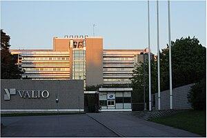 Valio - The Valio head office in Pitäjänmäki, Helsinki
