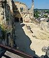 Valkenburg, Kasteelruïne, ridderzaal01.jpg