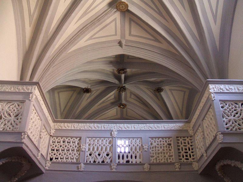 Valladolid - Monasterio de Santa Isabel de Hungría (Clarisas) 02.jpg
