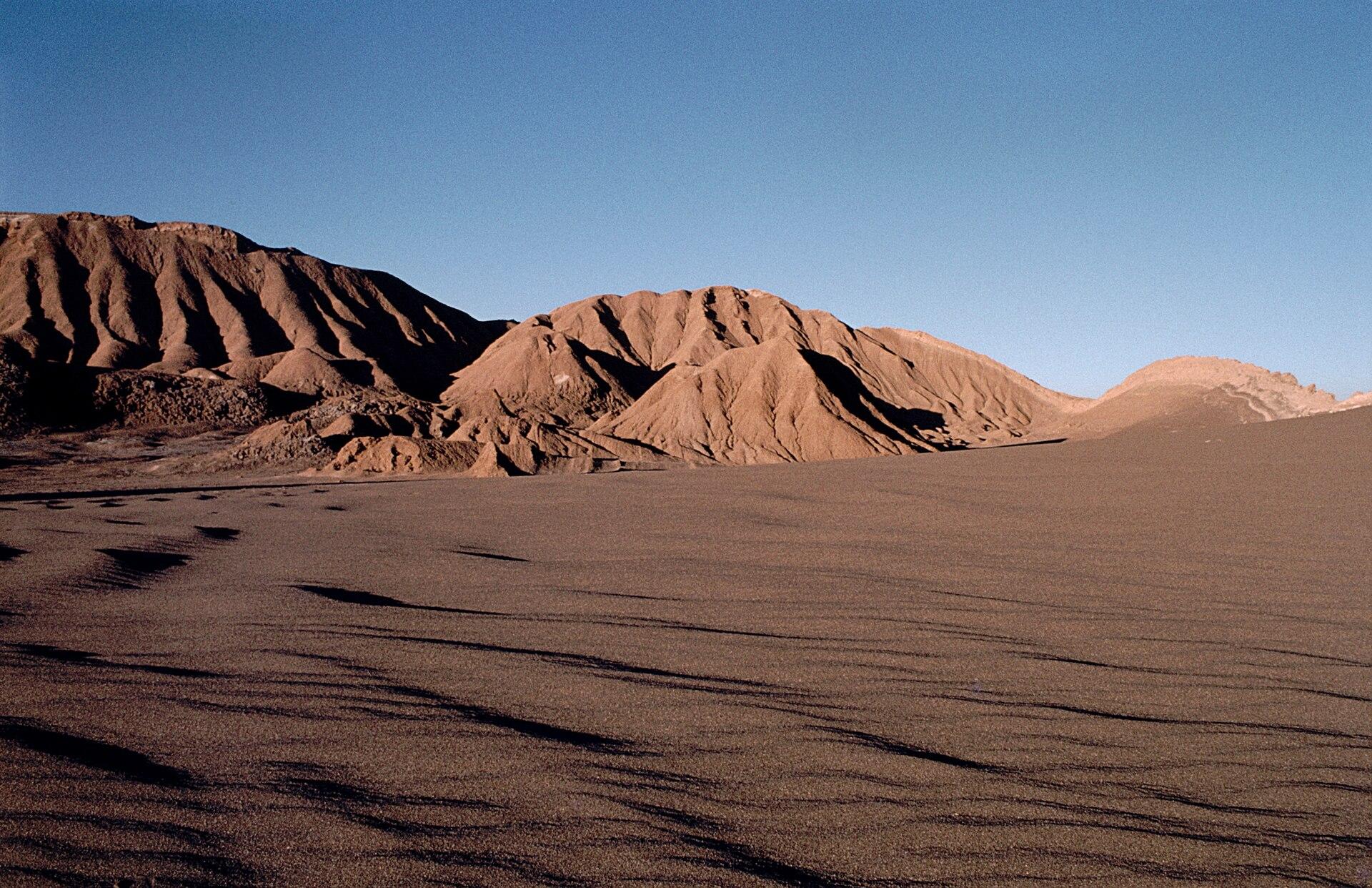 アタカナ砂漠