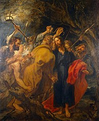 The Betrayal of Christ (van Dyck, Bristol)