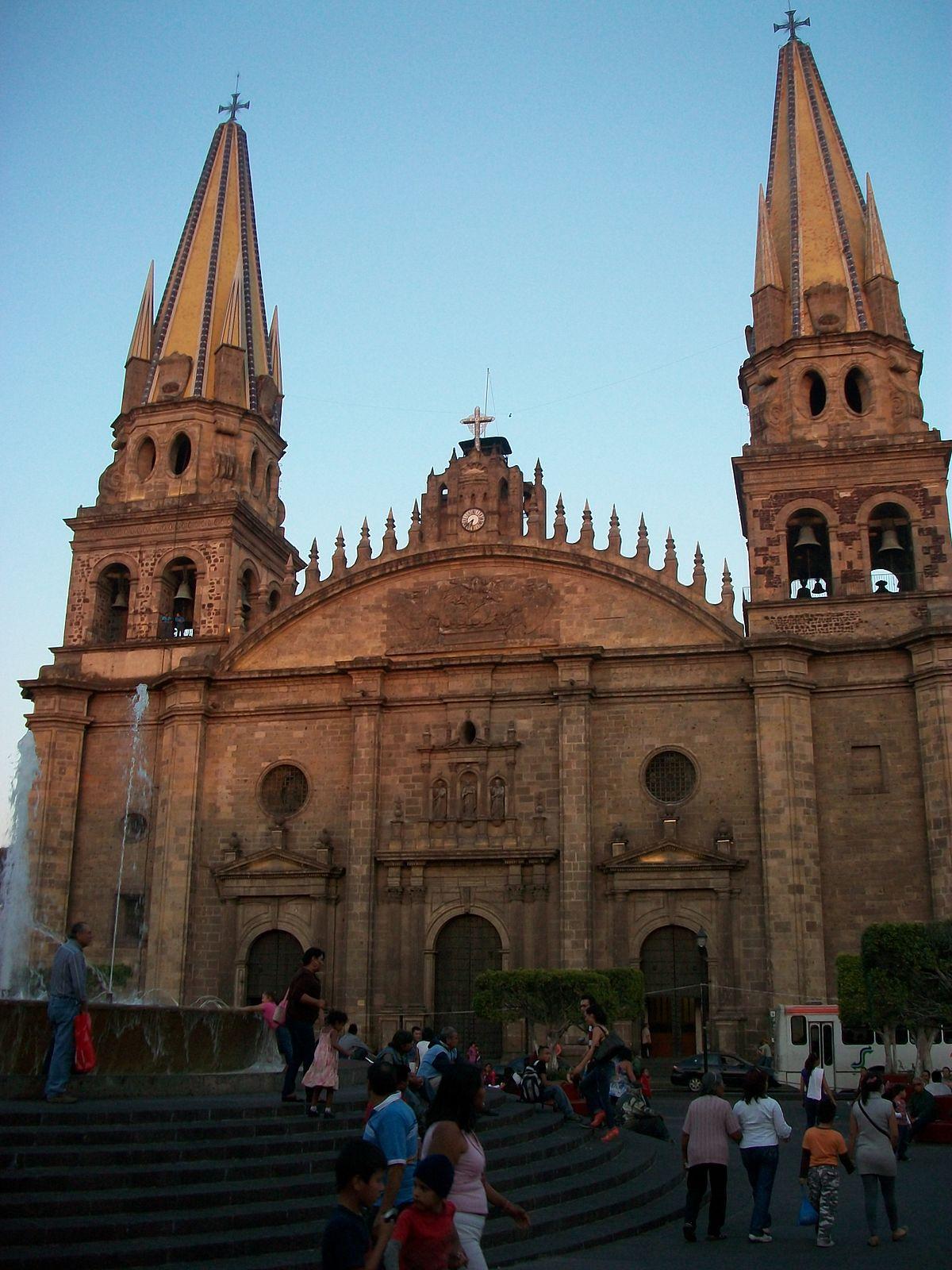 Guadalajara Cathedral - Wikipedia