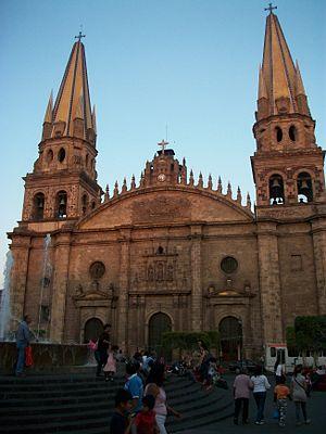 Guadalajara Cathedral - Guadalajara Cathedral