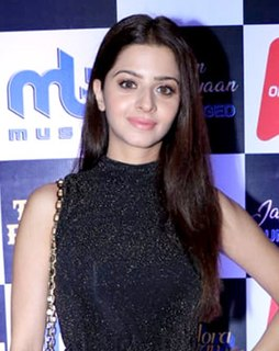 Vedhika Kumar Indian film actress