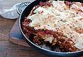 Veggie lasagne, September 2011.jpg