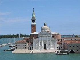 Image illustrative de l'article Basilique San Giorgio Maggiore de Venise