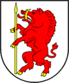 Coat of arms of Vepriai