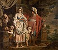Verhaghen, Pieter Jozef - Hagar and Ishmael Banished by Abraham - 1781.jpg