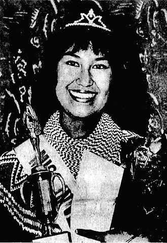 Veronica Murdock - Miss Indian Arizona, 1961