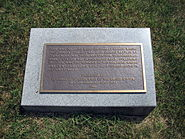 Veterans of Foreign Wars Plaque at Culpeper National Cemetery Commemorating Unknown Civil War Dead