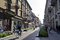 Chinatown Milano, Via Paolo Sarpi