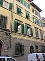 Via de' pilastri 10, Casa del Conservatorio di Sant'Ambrogio.JPG