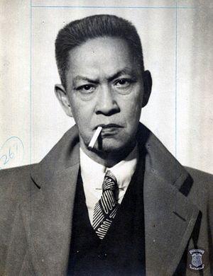 Philippine Senate election, 1946 - Image: Vicente Yap Sotto 1