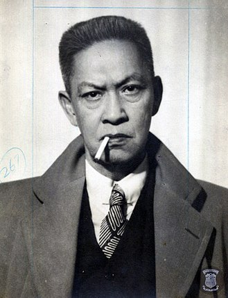 Vicente Sotto - Photo of Vicente Sotto during his tenure as a Senator.