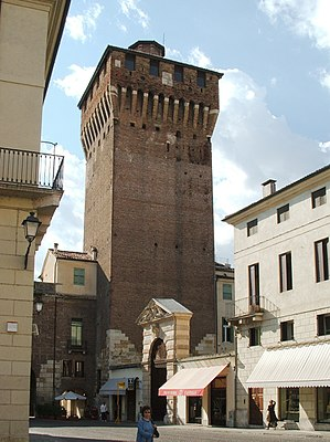 Porta Castello Tower.