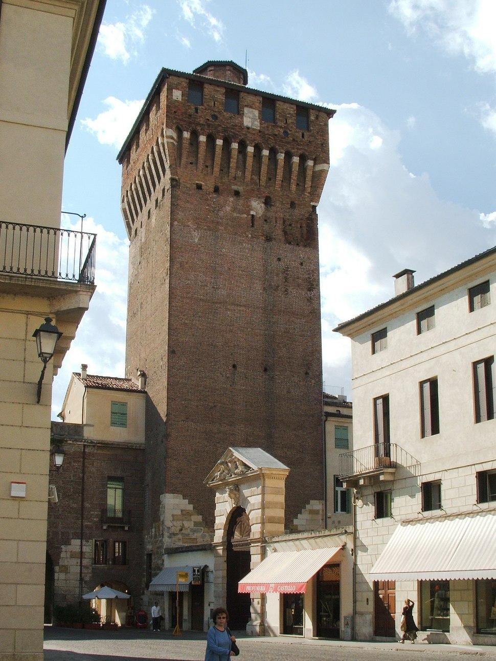 Vicenza - Torre di Piazza Castello