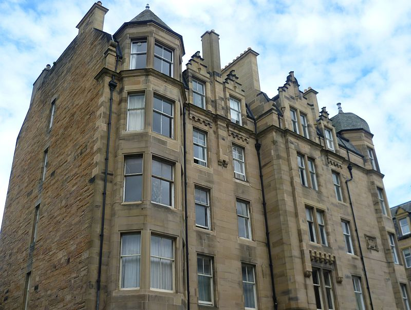 Victorian tenement at Boroughmuirhead, Edinburgh.jpg