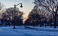 Victory Memorial Parkway in Winter, Minneapolis, Minnesota (23826856480).jpg