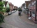 View along Brennerstrasse, Rinteln - geo.hlipp.de - 5070.jpg