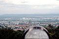 View of Bamberg from Altenburg Cannon (circa 2000) - panoramio.jpg