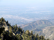 View of Cucamonga Valley AVA from Cucamonga Peak.jpg