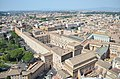 View of the Vatican Museums from the dome of Saint Peter's Basilica (1).jpg