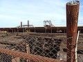 View over Derelict Mining Structures - Santa Rosalia - Baja California Sur - Mexico - 02 (23445070504) (2).jpg