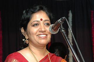 Vijayalakshmy Subramaniam Musical artist