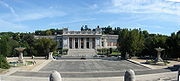 Villa Borghese - Fontane Oscure e Galleria Nazionale Arte moderna 01216-7.JPG