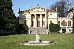 Villa Porto, Vivaro di Dueville (1554-1558)