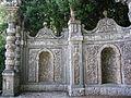 Villa reale di marlia, giardino dei limoni, esedra nord 02.JPG