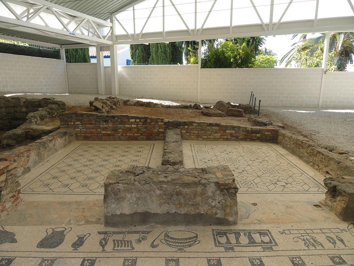 Resultado de imagen de Villa Romana de Río Verde