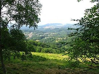 Livradois-Forez Regional Natural Park - Villages of the Durolle valley