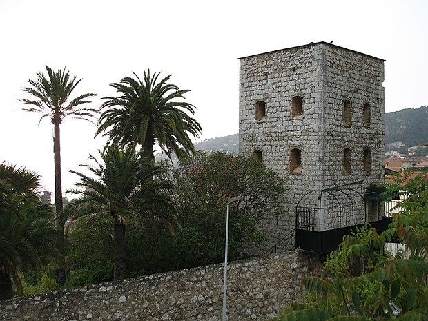 Monument historique à Villefranche-sur-Mer