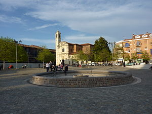 Vimodrone - Image: Vimodrone piazza