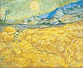 Vincent van Gogh - Wheat Field Behind Saint-Paul Hospital with a Reaper - Google Art & Culture.jpg