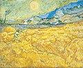 Vincent van Gogh - Wheat Field Behind Saint-Paul Hospital with a Reaper - Google Art & Culture.jpg