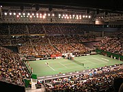 Vodafone Arena in use during the 2006 Australian Open.
