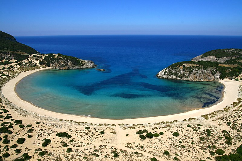 Peloponnese paradise: Deserted beaches and ancient olive groves in the 'new' Greece