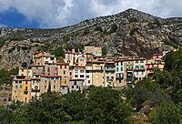 Vue du village de Sigale depuis la rue Autre Coste.JPG