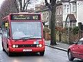 W12 Optare Solo bus LK05DXP, E17 - Flickr - sludgegulper.jpg