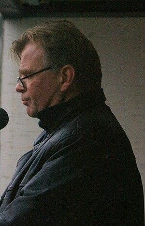 Nordic Council's Literature Prize - Einar Már Guðmundsson, 1995