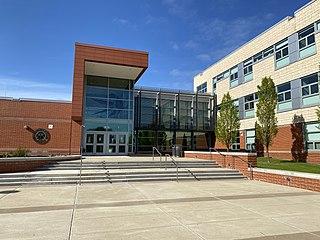 Winchester High School (Massachusetts) Public school in the United States
