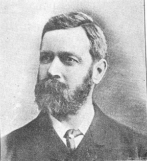 William John Parry - William John Parry, 1897