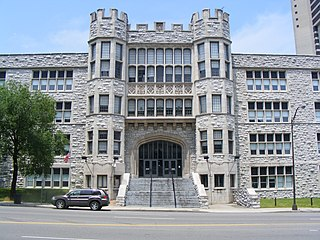 Hume-Fogg High School United States historic place