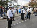 WWOZ 30th Parade Elysian Fields Lineup New Wave Brass Band.JPG
