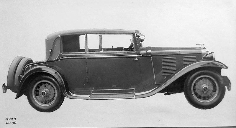 File:Walter Super 6 (1931) kabriolet.jpg